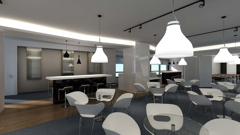 辦公室設計裝修-台中西區室內設計推薦