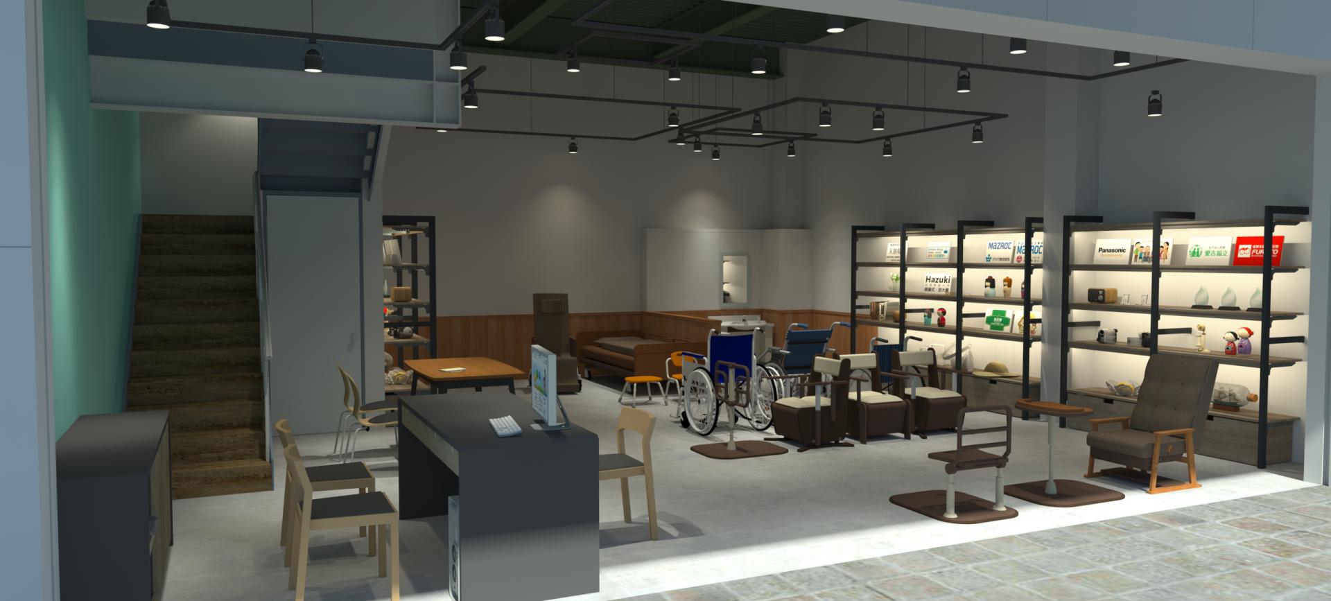 商業空間-台中西區室內設計推薦